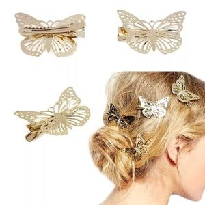 Accessories - 🎉 Butterfly Hair Clip Accessory